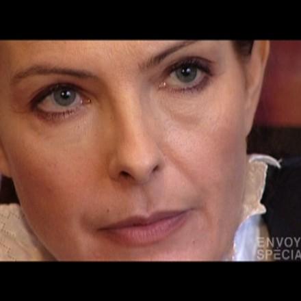 Carole Bouquet, sans fard